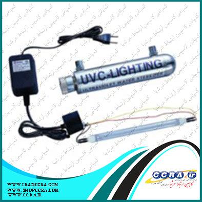ساختار و عملکرد فیلتر UV در دستگاه تصفیه آب خانگی سافت واتر