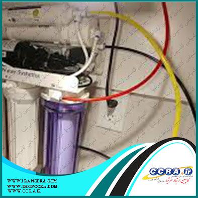 علت وجود شیلنگ تصفیه با رنگ های مختلف در دستگاه های تصفیه آب خانگی سافت واتر