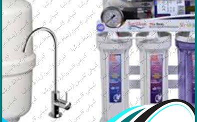 چک کردن آب ورودی به دستگاه تصفیه آب خانگی سافت واتر