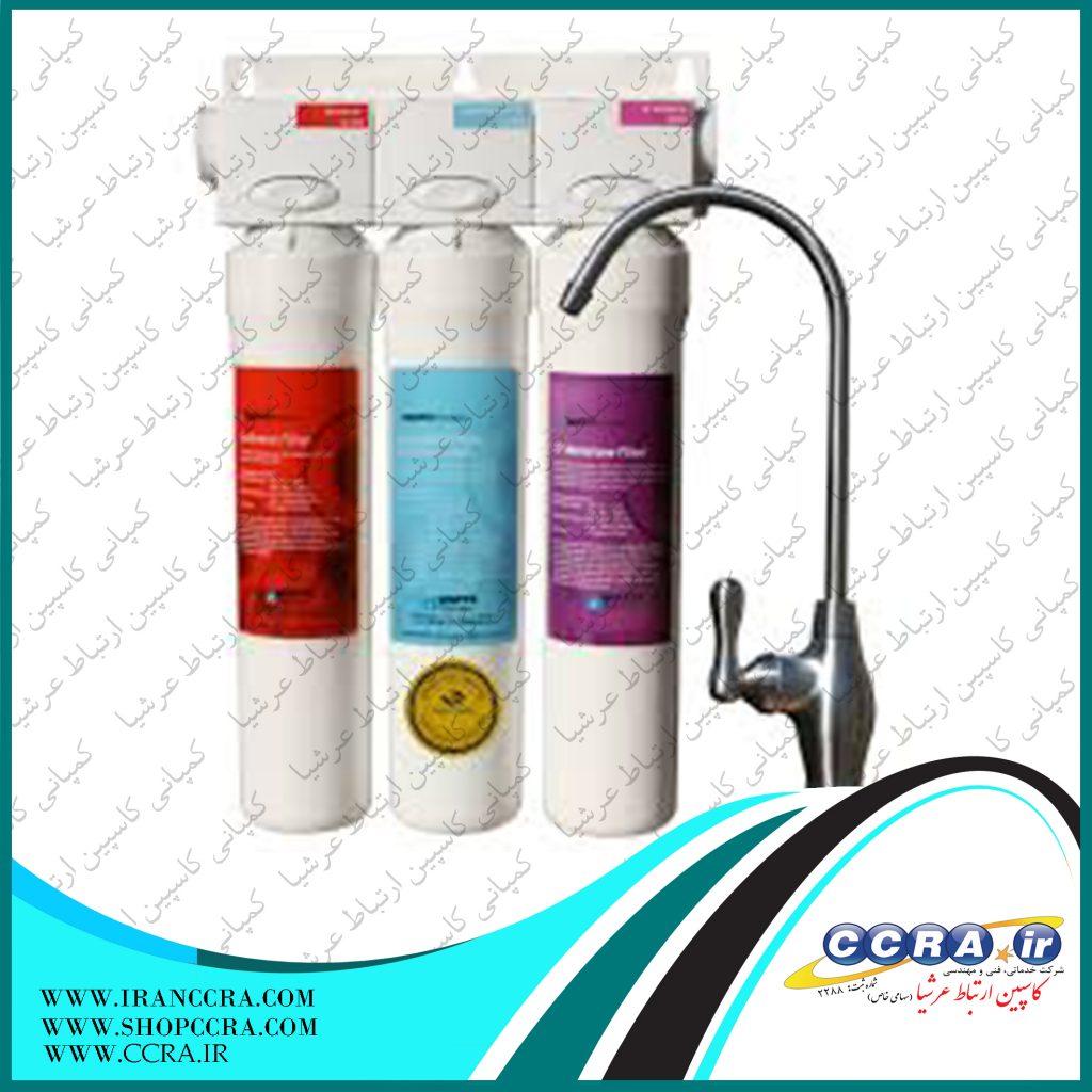 پشتیبانی انواع تصفیه آب خانگی باکیفیت