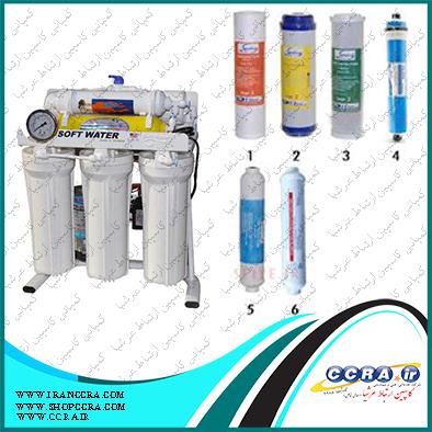 مشخصات دستگاه تصفیه آب سافت واتر