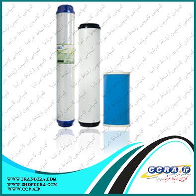 فیلترکربنی نیمه صنعتی تصفیه آب سافت واتر