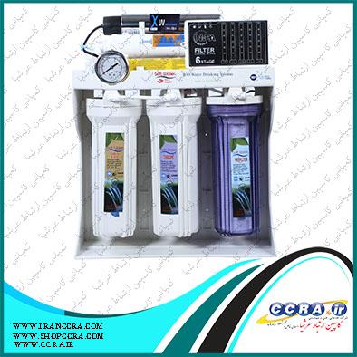 دستگاه تصفیه آب هوشمند سافت واتر مدل RO-11