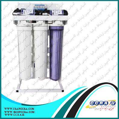 دستگاه تصفیه آب نیمه صنعتی سافت واتر 200 گالنی