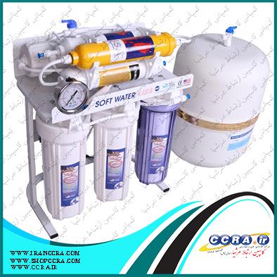 چه تجهیزات و متعلقاتی همراه دستگاه تصفیه آب خانگی سافت واتر می آیند ؟