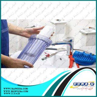 عوامل نشان دهنده خرابی در دستگاه تصفیه آب سافت واتر