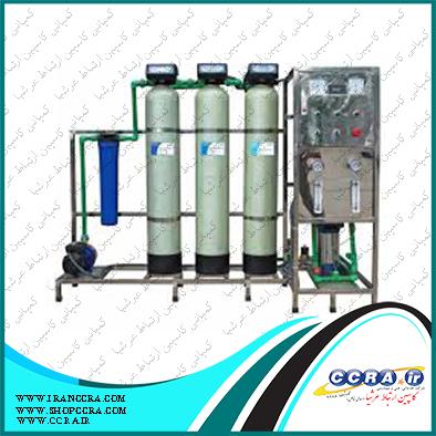 فروش ویژه تصفیه آب نیمه صنعتی مخزن دار