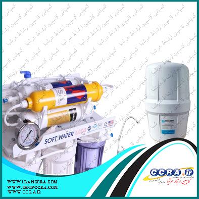 دستگاه تصفیه آب سافت واتر مدل NE-RO7-ORP