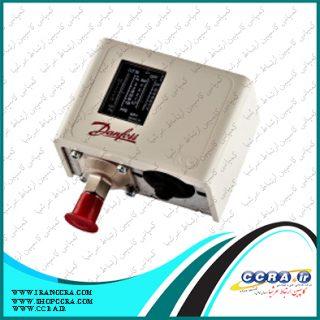 سوئیچ فشار بالا دستگاه تصفیه آب صنعتی سافت واتر