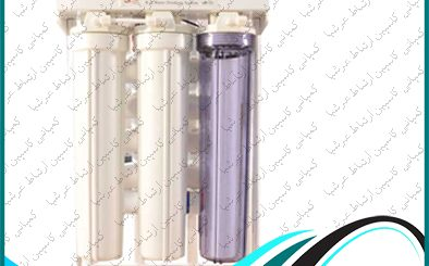 مشخصات دستگاه تصفیه آب نیمه صنعتی سافت واتر 800 گالن