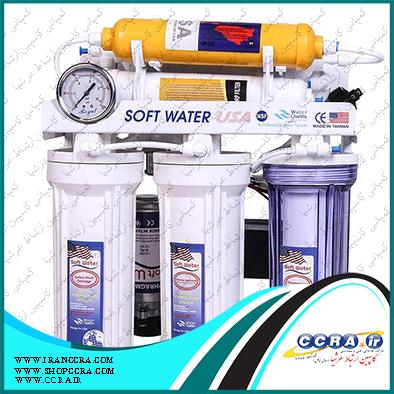 دستگاه تصفیه آب سافت واتر SOFT WATER مدل RO7_ORP