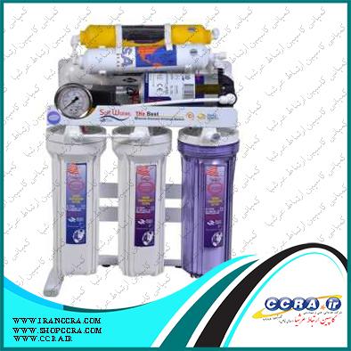 دستگاه تصفیه آب خانگی سافت واتر مدل JW-P6S