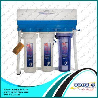 دستگاه تصفیه آب سافت واتر مدل شاتوت
