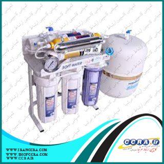 دستگاه تصفیه آب هشت مرحله ای سافت واتر